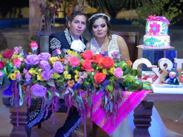 La boda de Israel y Cynthia en Lerdo, Durango 95