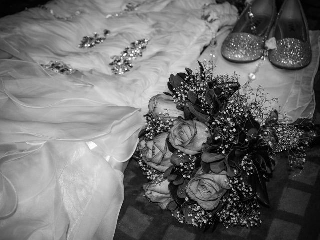 La boda de Adrian y Alejandra en Mexicali, Baja California 5