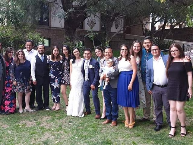 La boda de Ángel y Paula en Aguascalientes, Aguascalientes 1