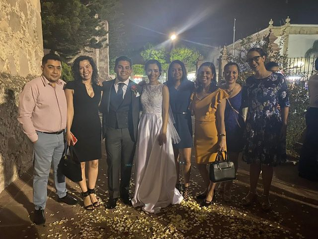 La boda de Ángel y Paula en Aguascalientes, Aguascalientes 5