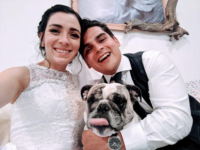 La boda de Paula y Ángel