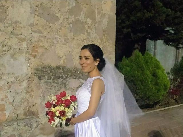 La boda de Ángel y Paula en Aguascalientes, Aguascalientes 6