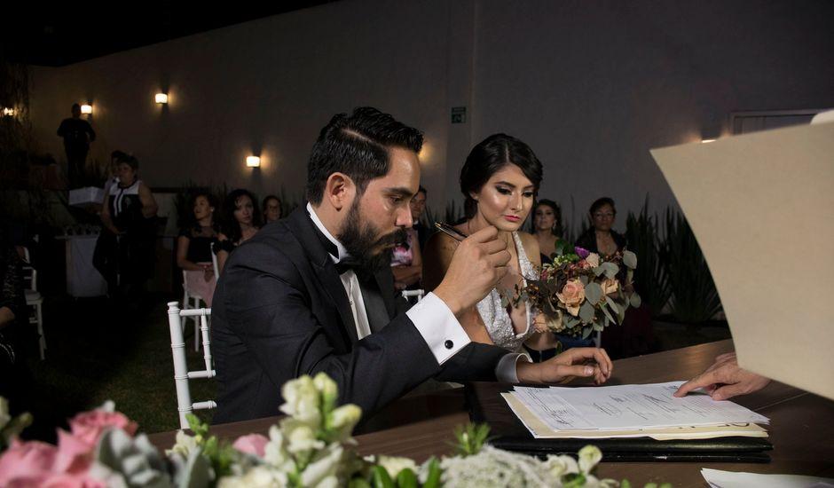 La boda de David y Alejandra  en Zapopan, Jalisco