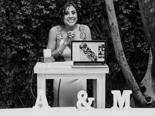 La boda de Mara y Agustín 1