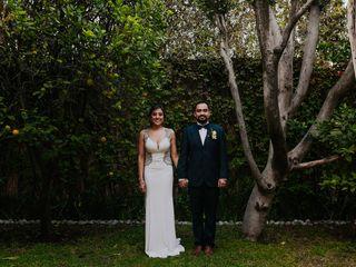La boda de Mara y Agustín