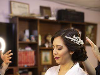 La boda de Lupita  y Elias  2