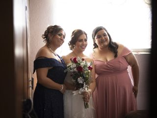 La boda de Lupita  y Elias  3