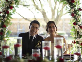 La boda de Lupita  y Elias