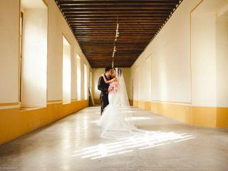 La boda de Martin y Erika