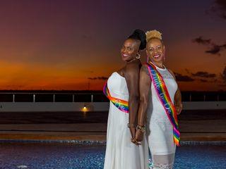 La boda de Michelle y Ife