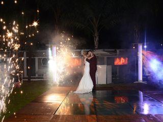 La boda de Alejandra  y Elí  1