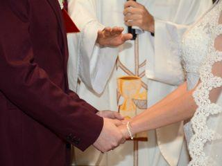 La boda de Alejandra  y Elí  3
