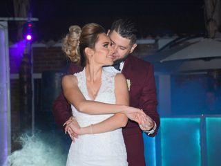 La boda de Alejandra  y Elí