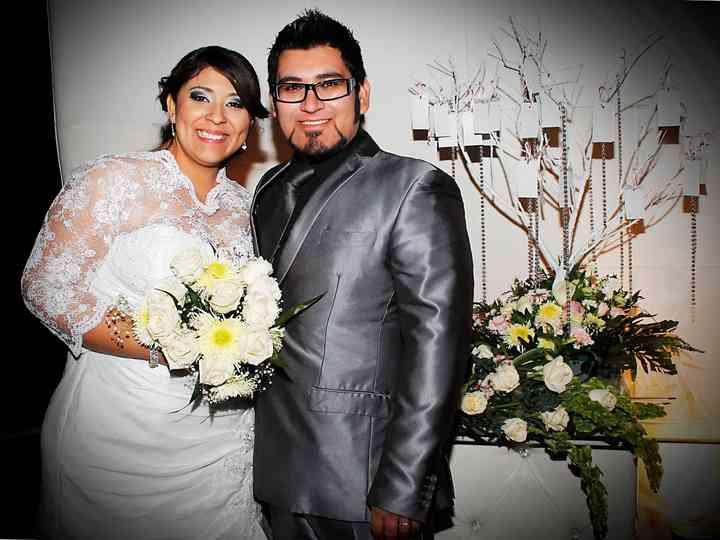 La boda de Angelica y Jonathan