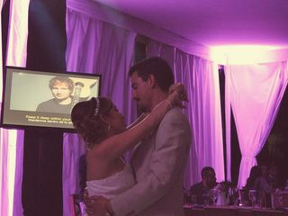 La boda de Claudia y Edgar 1