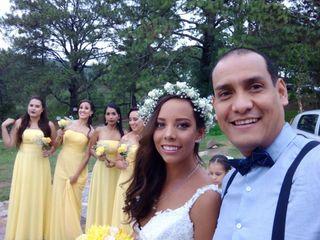 La boda de Mariana y Octavio 2