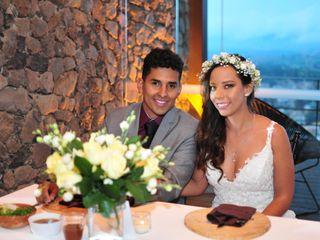 La boda de Mariana y Octavio