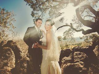 La boda de Sara y Mario