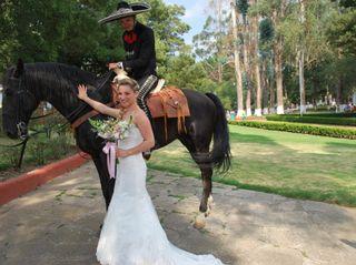 La boda de Pauline y Rodrigo 2