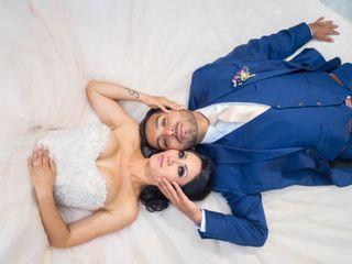 La boda de Mariana y Orlando