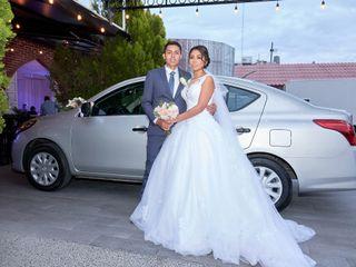 La boda de Luis Fernando  y Luz Rayito Elena