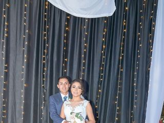 La boda de Luis Fernando  y Luz Rayito Elena  2