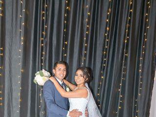 La boda de Luis Fernando  y Luz Rayito Elena  3
