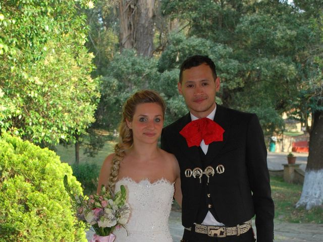 La boda de Pauline y Rodrigo