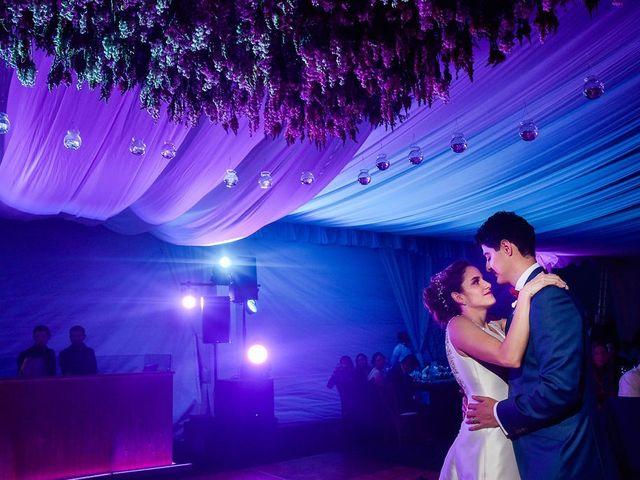 La boda de Jesús y Cecilia en Ezequiel Montes, Querétaro 1