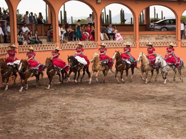 La boda de Jesús y Cecilia en Ezequiel Montes, Querétaro 6