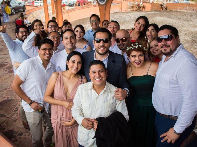 La boda de Jesús y Cecilia en Ezequiel Montes, Querétaro 8