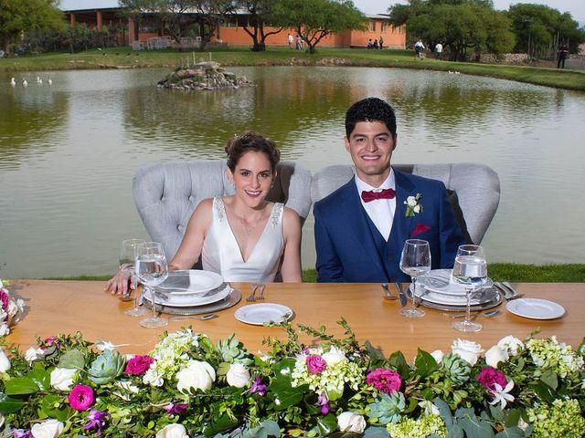 La boda de Jesús y Cecilia en Ezequiel Montes, Querétaro 26