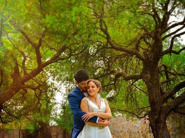 La boda de Jesús y Cecilia en Ezequiel Montes, Querétaro 37