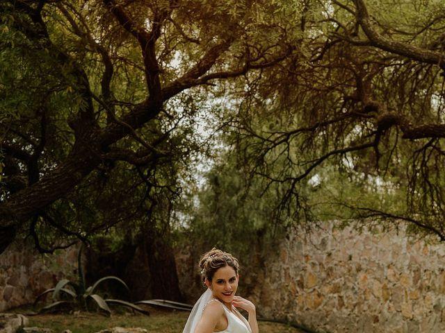 La boda de Jesús y Cecilia en Ezequiel Montes, Querétaro 38