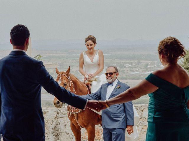 La boda de Jesús y Cecilia en Ezequiel Montes, Querétaro 39