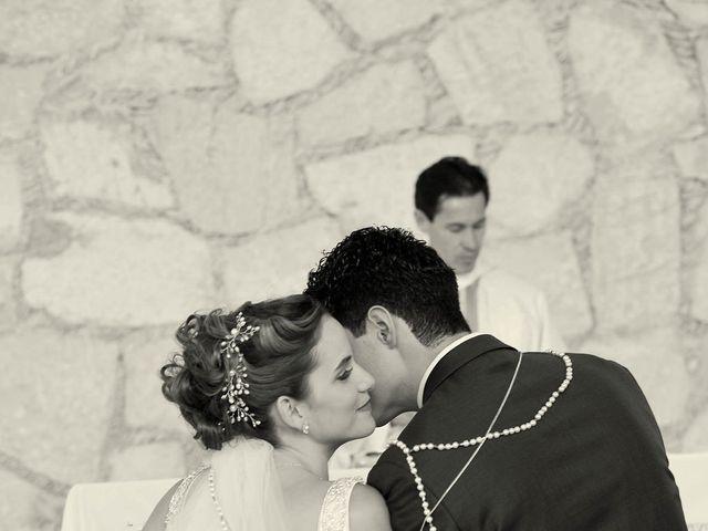 La boda de Jesús y Cecilia en Ezequiel Montes, Querétaro 43