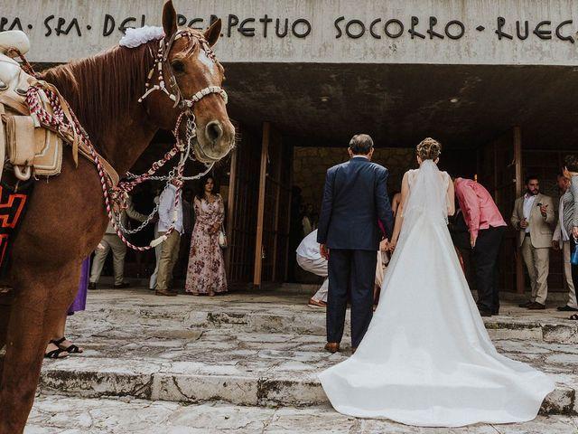 La boda de Jesús y Cecilia en Ezequiel Montes, Querétaro 45