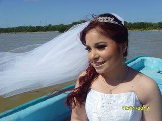 La boda de Yuneli  y Alejandro  1