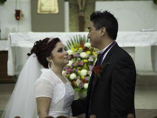 La boda de Yuneli  y Alejandro