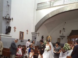 La boda de Lucero y Emmanuel 3