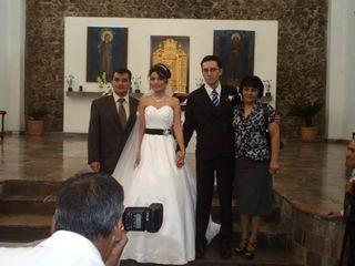 La boda de Lucero y Emmanuel