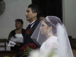 La boda de Yuneli  y Alejandro  3