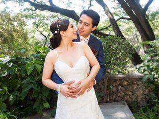 La boda de Elena y Aldo