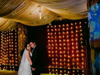 La boda de Zaira y Irving