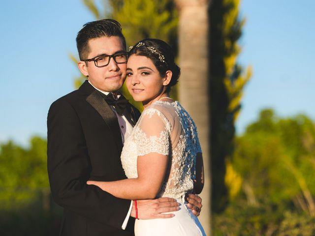 La boda de Nathali y Bryant