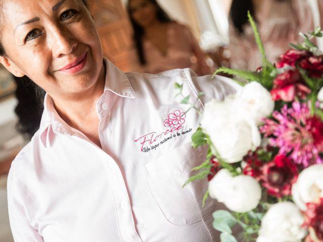 La boda de Aldo y Elena en Xochitepec, Morelos 9