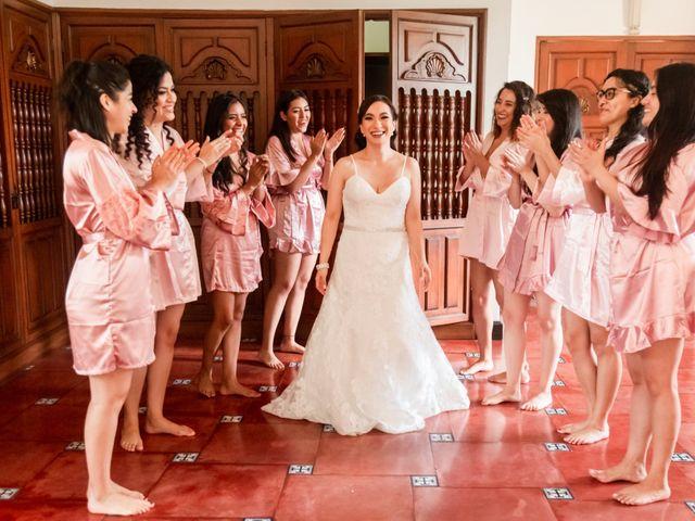 La boda de Aldo y Elena en Xochitepec, Morelos 14