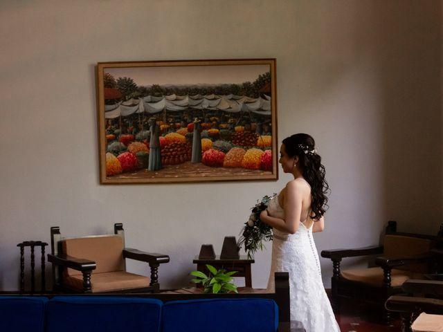 La boda de Aldo y Elena en Xochitepec, Morelos 17