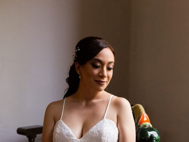 La boda de Aldo y Elena en Xochitepec, Morelos 18
