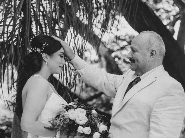 La boda de Aldo y Elena en Xochitepec, Morelos 20